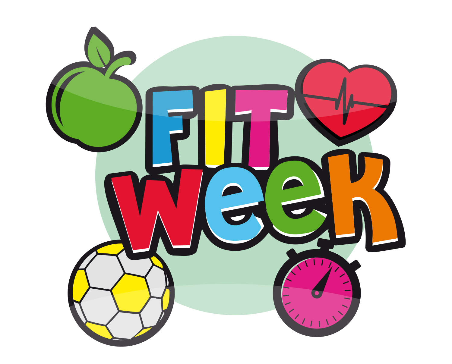 Logo Fitweek